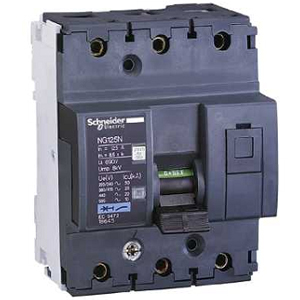 NG125H 3П 20A C 18725 MULTI9 Schneider Electric